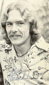Paul Staack in 1976