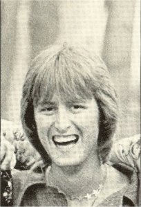 """Mick (Mike) Orton from the """"Handle With Care"""" days. There is increasing interest in Silver Laughter."""