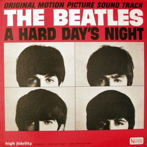 "Though ""This Boy"" was on the US release of ""Meet The Beatles"" album there was an instrumental version in the ""A Hard Day's Night"" movie. It never made it to an album in the UK but was the original B side to ""I Want to Hold Your Hand"" in Great Britain. The album cover shown here was the US version. Though most of their albums were released by Capitol, I am thinking United Artists had the rights to the movie and therefore released the album."