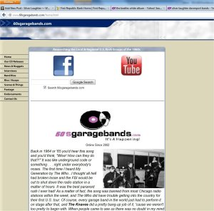 60sgaragebands.com mentions Silver Laughter and The Contents Are: