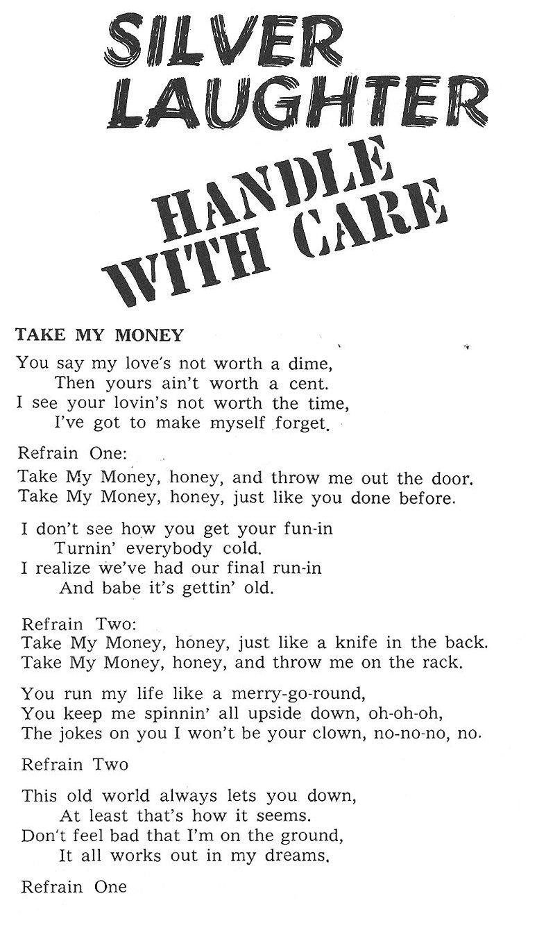 Handle lyrics