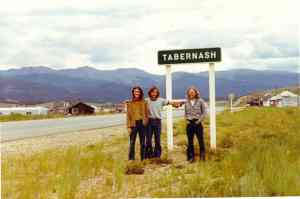 From left: Craig Hute, Dave Neumann, Paul Staack and missing Mick Orton.