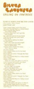 "Lyrics for ""Turn It Down"""