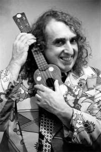 Tiny Tim and Ukelele