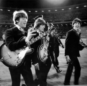 Beatles at Candlestick Park 1966