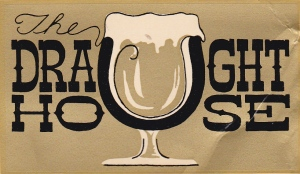 Draught House Decal
