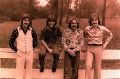 Silver Laughter 1976 - Ken, Mick Paul and Jon