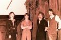Silver Laughter 1977 - Jon, Mick, Paul and Ken