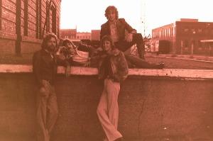 Silver Laughter 1978: Paul, Ken, Mick and Jon