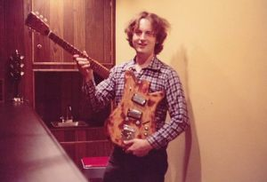John Carstensen 1977