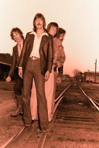 Silver Laughter 1978 - Jon, Ken, Mick and Paul