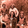 Silver Laughter 1976 - Top: Mick and Paul, Bottom: Ken, Carl and Jon