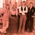 Silver Laughter 1976 - Mick, Paul, Ken and Jon