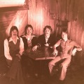 Silver Laughter 1977 - Ken, Jon, Paul and Mick