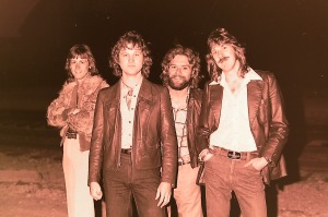 Silver Laughter 1978 - Mick, Jon, Paul and Ken