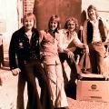 Silver Laughter 1976 - Jon, Mick, Paul and Ken