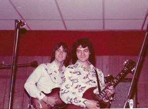 MICK & MARK at SCOTTY'S WAYNE, NE 1975