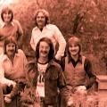 Silver Laughter 1976 - Top: Mick, Paul - Bottom: Ken, Carl and Jon