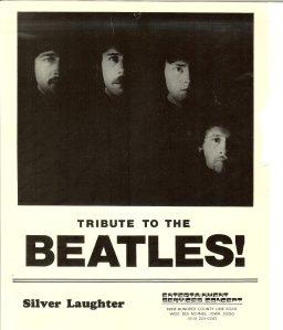 Silver Laughter Beatles Tribute - Jon, Ken, Mick and Kim