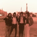 Silver Laughter 1978 - Paul, Ken, Jon and Mick