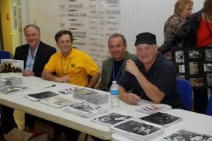 Mark, Mick, Paul and Jon