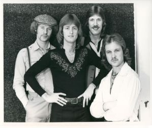 Silver Laughter Final 1979 - Kim, Mick, Ken and Jon
