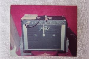 Peavey guitar amp - Ken's?