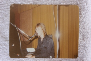 Mick on piano