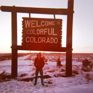 Colorado bound - Carl