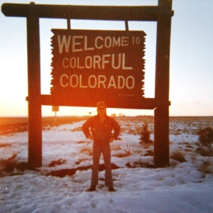 Colorado bound - Jon