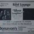 Donavon's ad #1 - ca. 1976