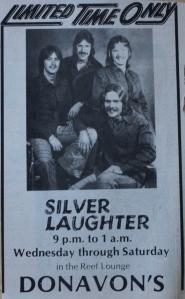 Donavon's ad #2 - ca. 1977-78