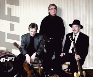 Hi-Fi November of 2014 - Steve Elliott, Daryl Person and John Webb