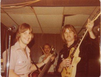 Mick, Paul and Jon