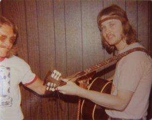 Paul and Jon
