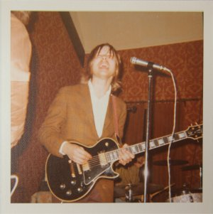 Jon with Les Paul