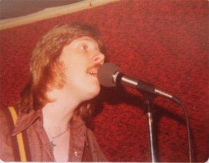 Ken singing