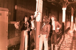 Silver Laughter 1978 - Mick, Ken, Paul and Jon