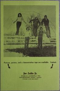 Brochure back cover