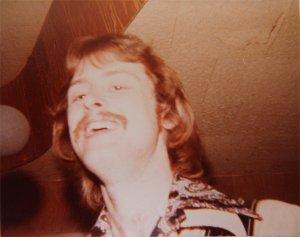 Mick's Mustache