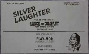 Ranch and Company Dec 1978