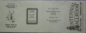 Centennial Ballroom Fairbault MN front