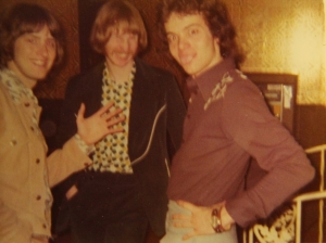 Mick, Kim and Mark