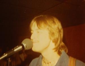 Mick singing again