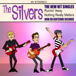 The Silvers Single Cover