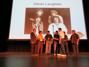 Silver Laughter Induction Ceremony