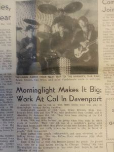 Morninglight Article