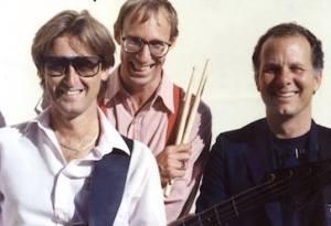 Eddie Bergquist Trio - Mick, Dave and Ed