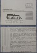 Juke Box Request Card - 72 - Lover