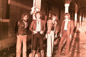 Silver Laughter 1978 - Paul, Jon, Mick and Ken